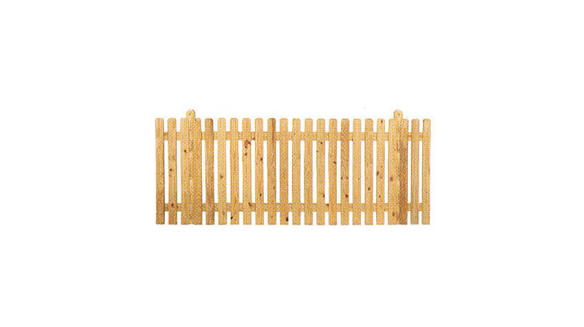 Residential Wood Fence Installations | Wooden Gates & Fences | Seegars