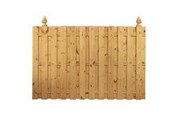 Wood Fencing Seegars Fence Company