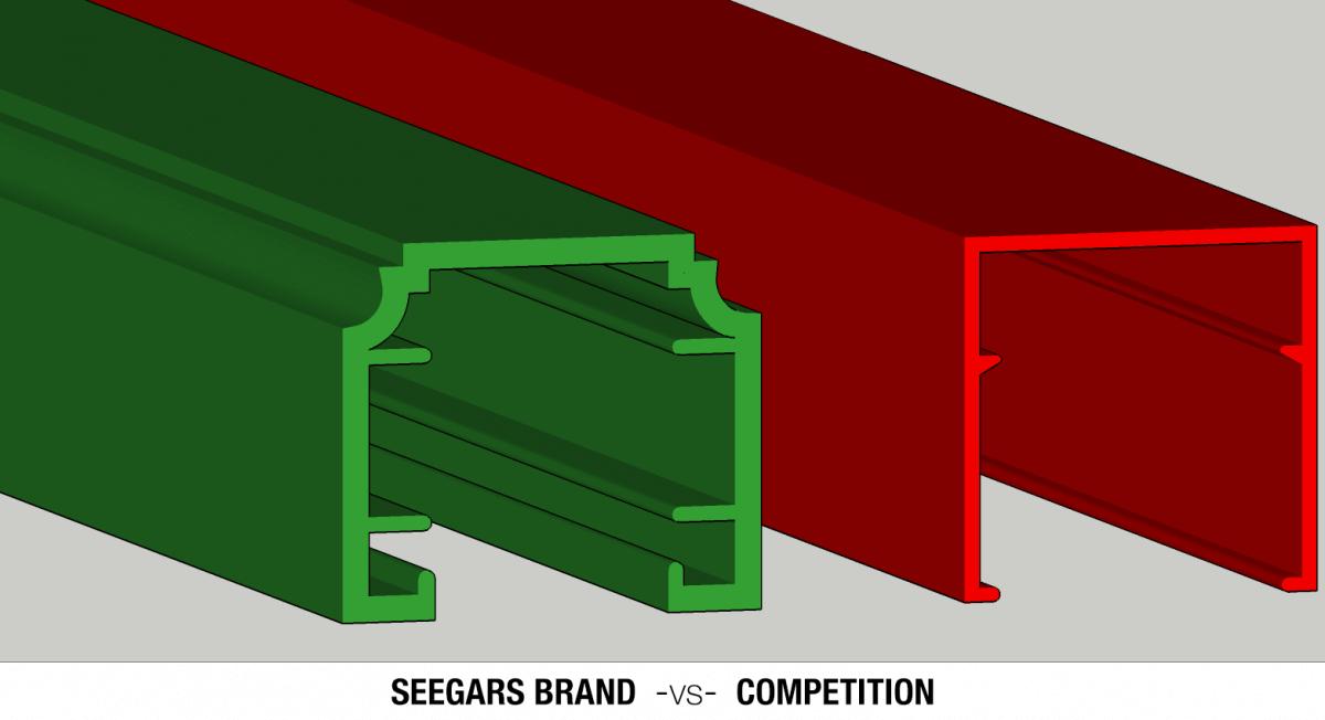 Seegars Railing Vs Comp2 Seegars Fence Company