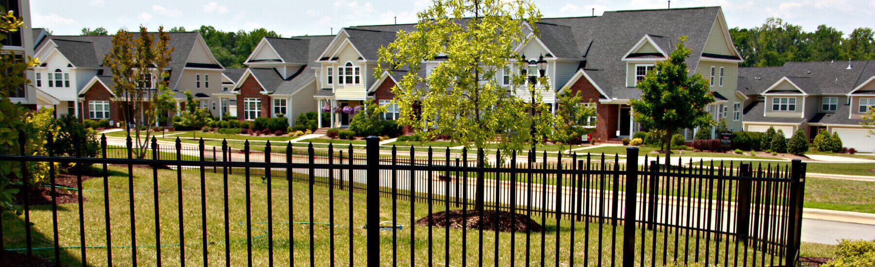 Residential Fence Gate Installations Repairs Seegars Fence Company