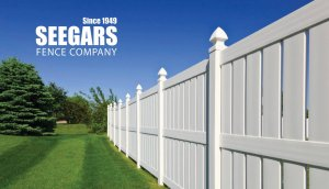 Durham Vinyl Privacy Fences