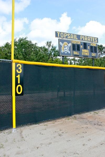 Athletics Fencing Installations Baseball Field Amp Tennis Court Fences Seegars
