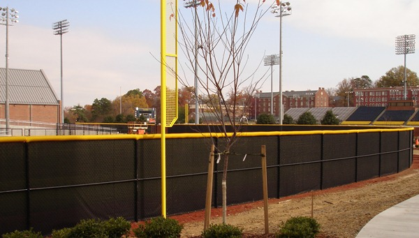 Athletics Fencing Installations Baseball Field Amp Tennis