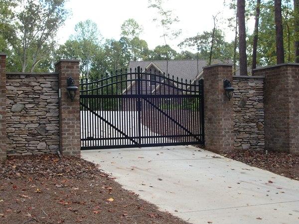 Spartanburg Amp Greenville Custom Gate Construction