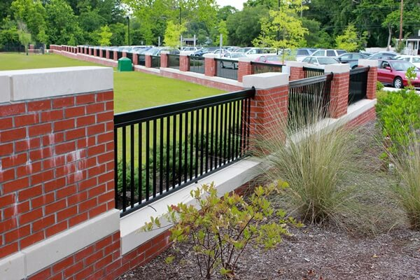 Custom Aluminum Signs Personalized Seegars Fence Company