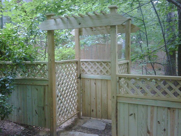 Decks Other Custom Projects 2 Seegars Fence Company