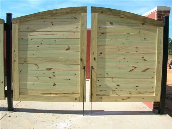 Dumpster Enclosures Seegars Fence Company