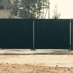 Commercial Dumpster Enclosure Gates Amp Fences Seegars