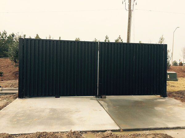 Florida Fence Landscaping