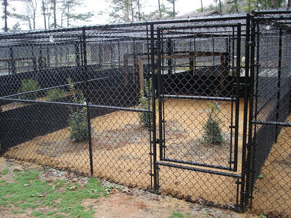 Dog Fencing Amp Residential Kennel Installations Seegars