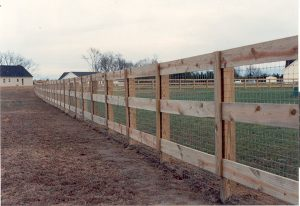 Farm Ranch Fencing In Greenville Amp Spartanburg Sc