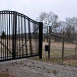 Residential Farm Amp Ranch Fence Installations Custom Fences Amp Gates