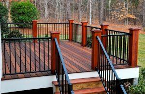Handrails Seegars Fence Company