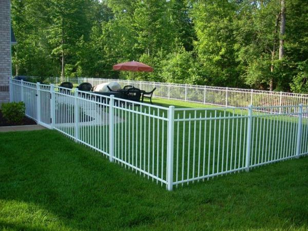 Ornamental Aluminum Seegars Fence Company