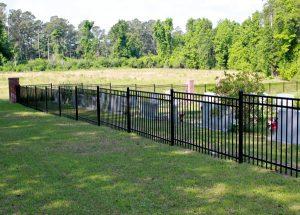 Ornamental Steel Seegars Fence Company