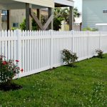 Vinyl Fence Installation Residential Privacy Fencing