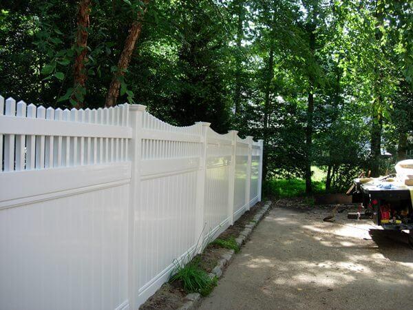 Vinyl Fencing Seegars Fence Company