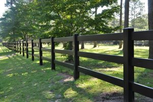 Residential farm & ranch fence installations custom fences & gates