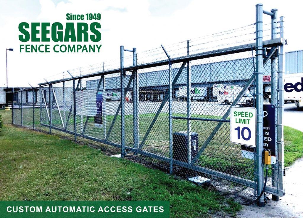 FedEx Gate